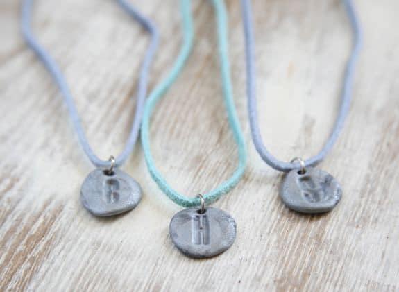 Clay Charm Bracelet