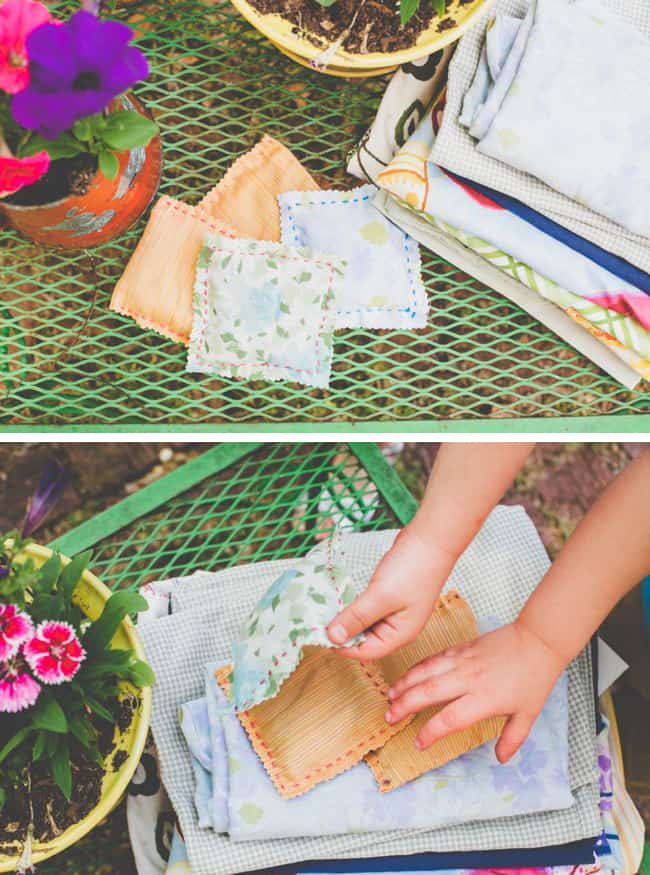 DIY Sachet with Lavender | Hello Glow