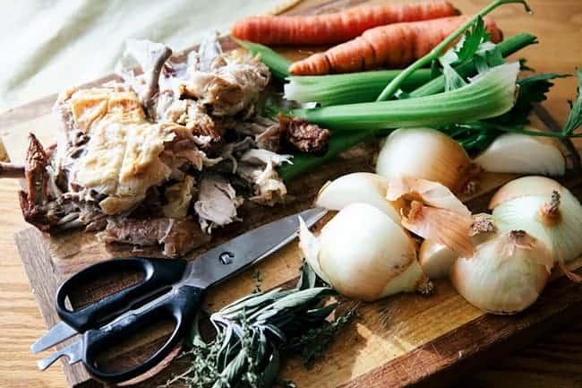 How to make turkey stock | Hello Glow
