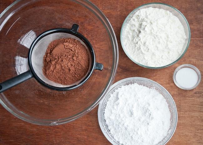 Homemade Gift Hot Cocoa Mix