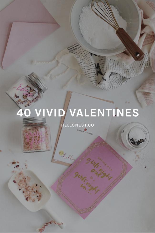 40 Vivid Valentines - HelloNest.co