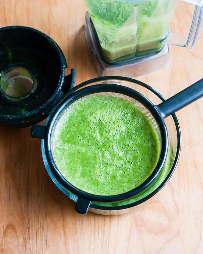 blender green juice-2
