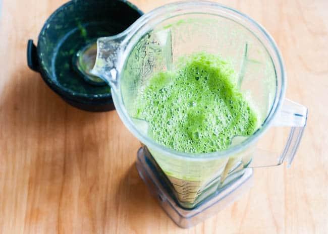 blender green juice-3