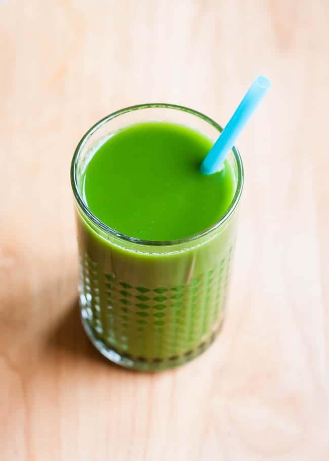 blender green juice-5