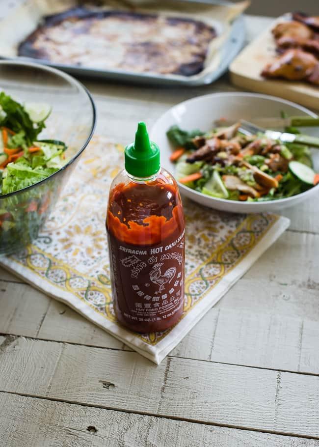 spicy sriracha