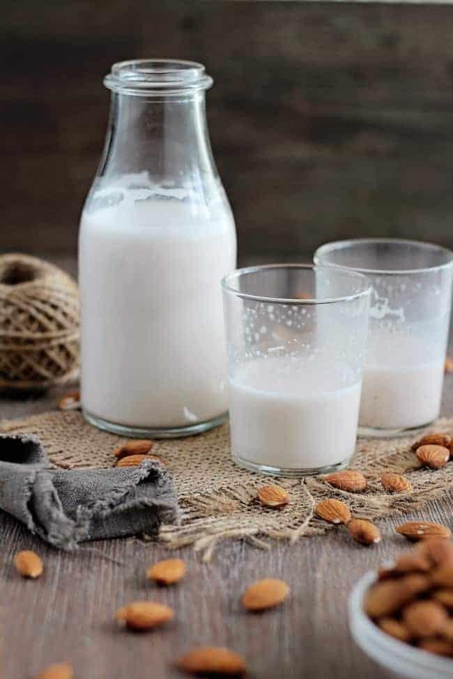 How to Make Almond Milk | Hello Glow
