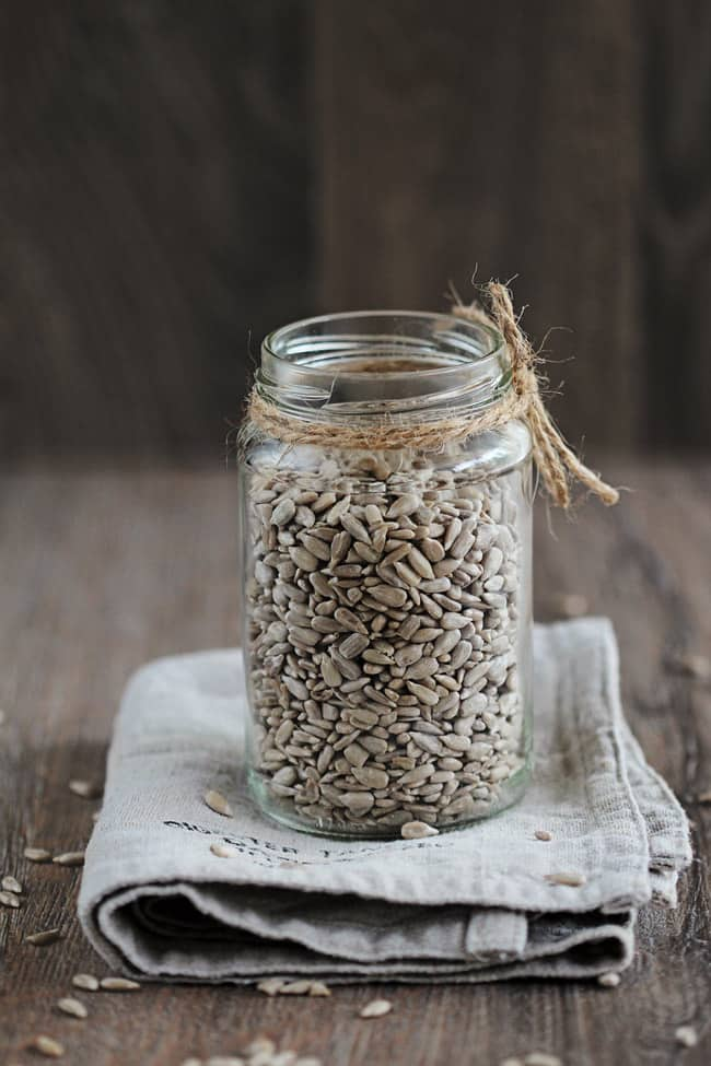 How to Make Sunflower Seed Milk | Hello Glow