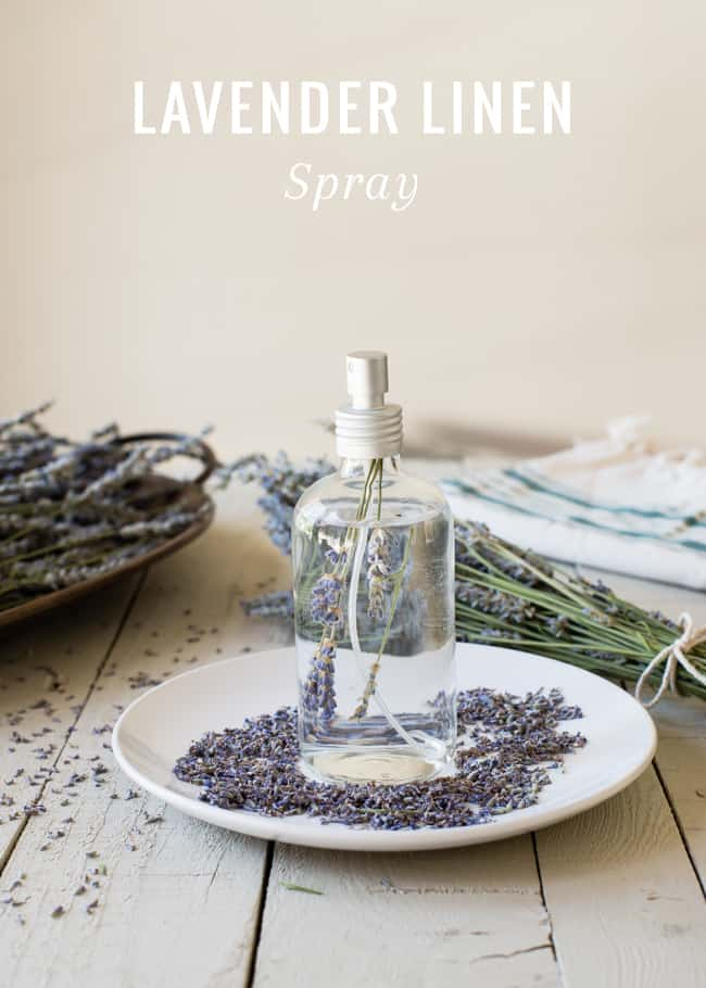 Lavender Linen Spray | HelloGlow.co