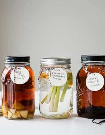 How To Infuse Booze + 9 Infused Recipes   HelloGlow.co