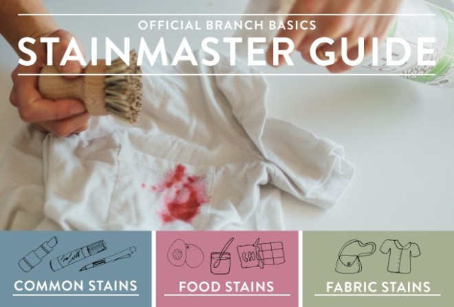 No-Fail Stain Guide: How to Treat Any Stain Quickly and Easily