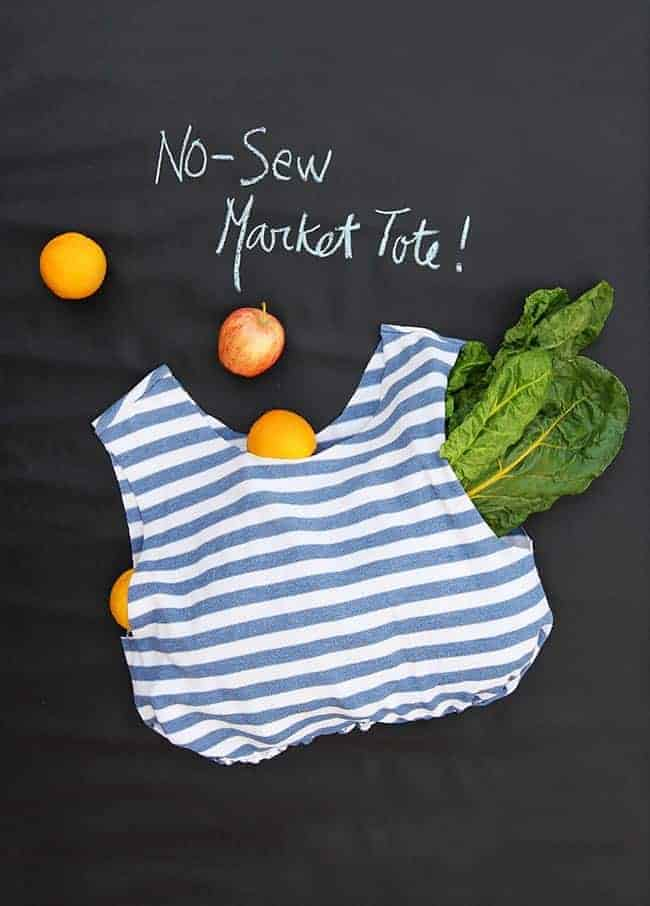 Reusable Market Bag   11 DIY Bags for All Your Needs
