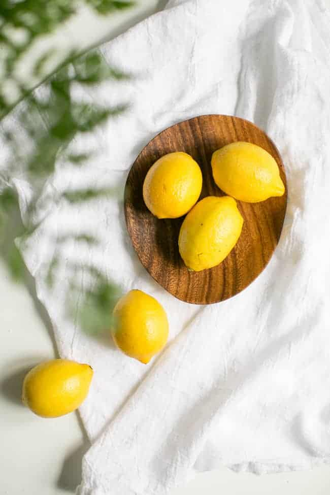 Lemons | 10 Must-Have Ingredients for Homemade Cleaners