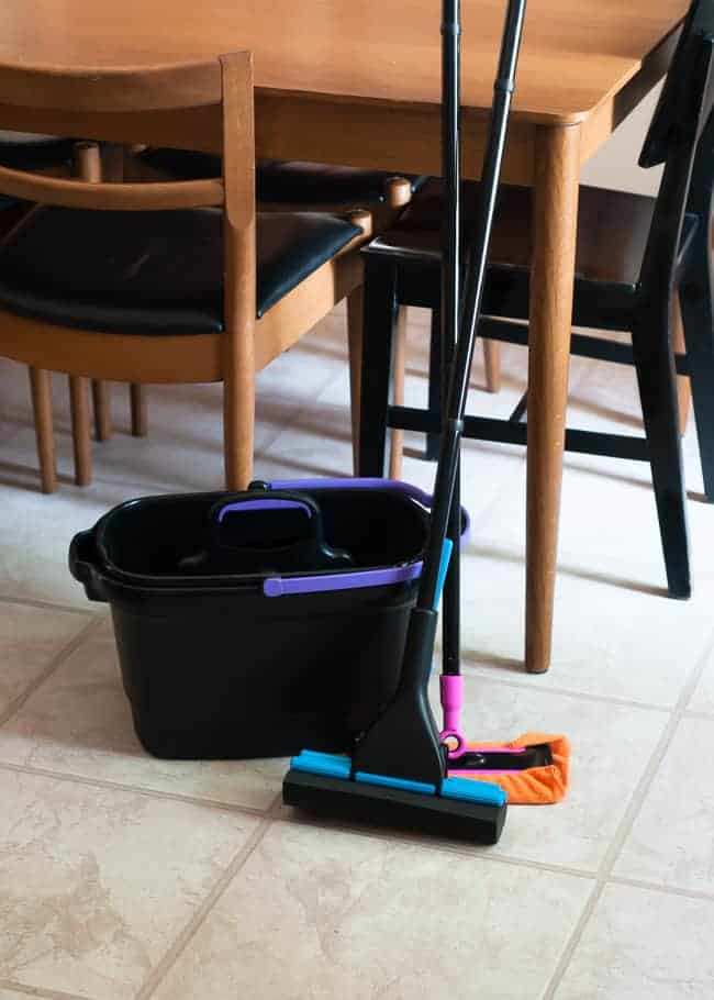 All-Natural Floor Cleaner Recipe | 9 Nontoxic Methods For Kitchen Spring Cleaning
