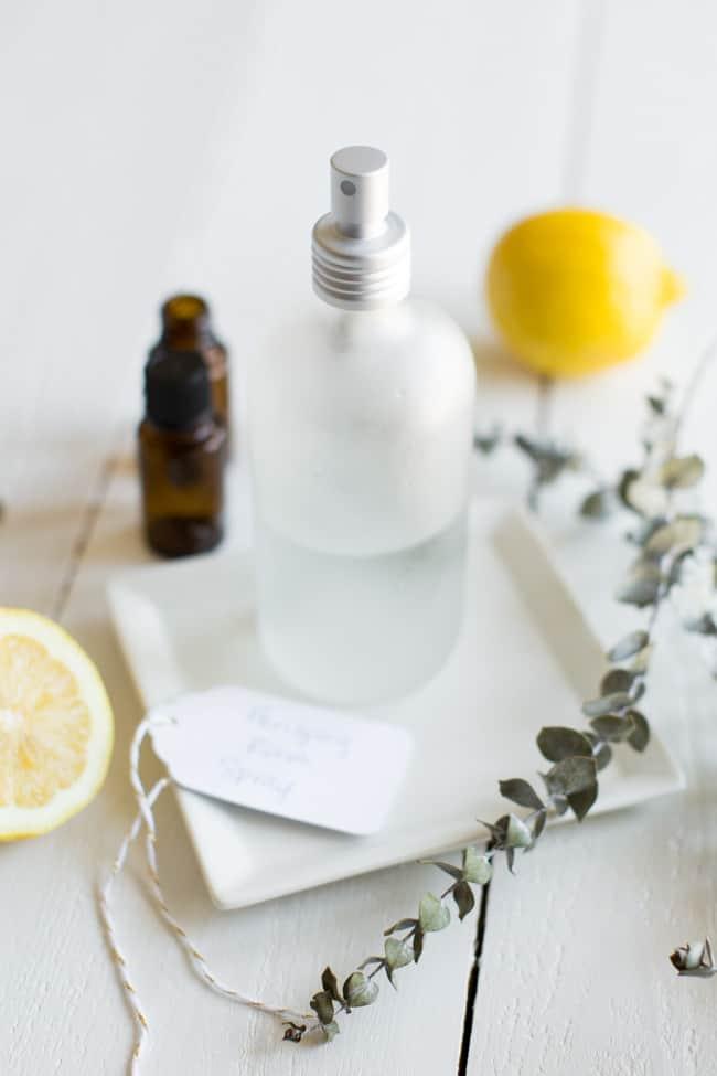 Energy Boosting Room Spray   4 Essential Oil Air Fresheners
