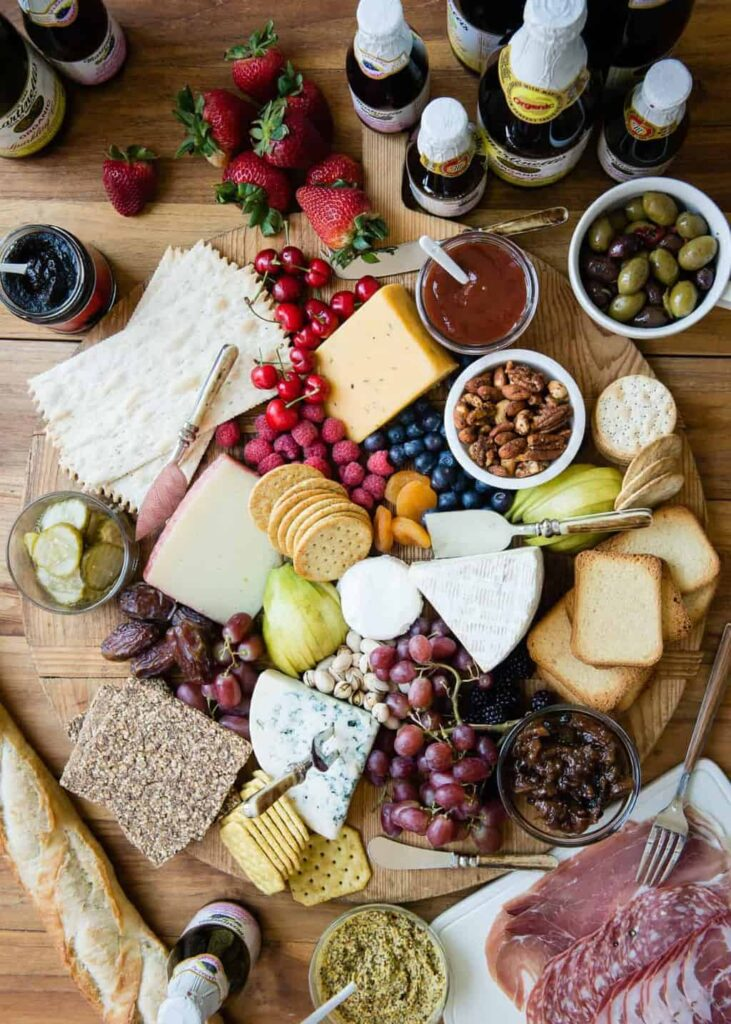 How To Build a Cheese Board for Summer Parties   HelloGlow.co