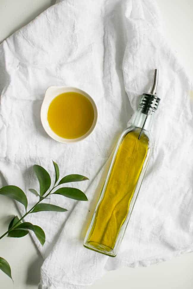 Olive Oil | 10 Must-Have Ingredients for Homemade Cleaners