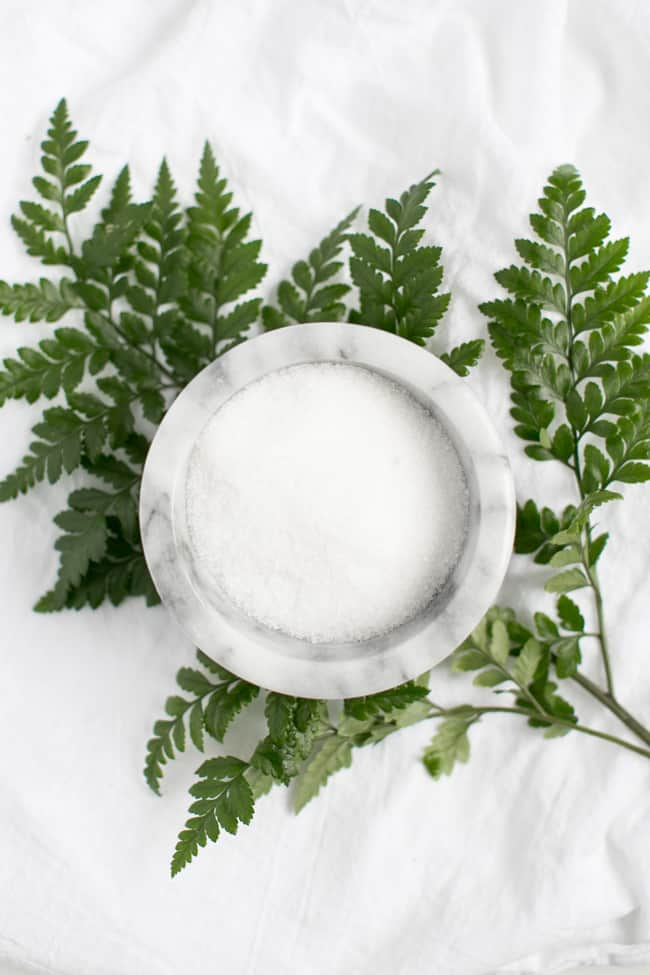 Salt   10 Must-Have Ingredients for Homemade Cleaners