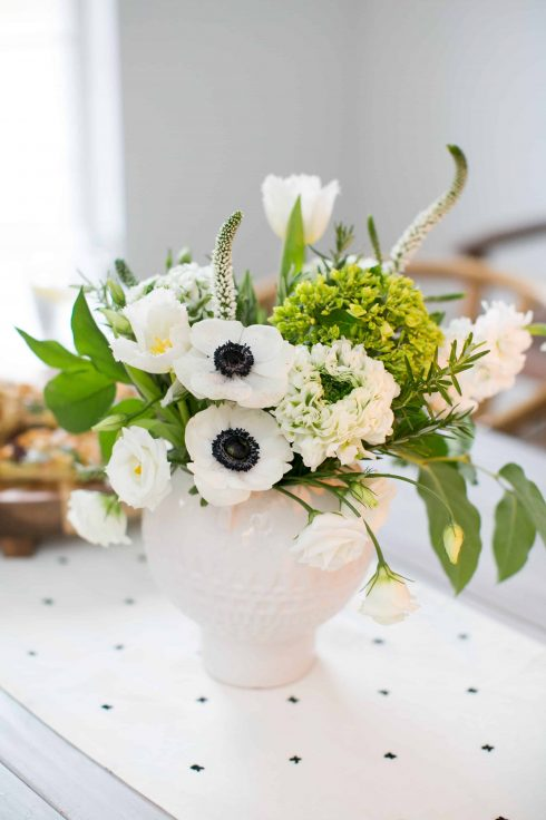 Modern Flower Arrangement from Hello Glow