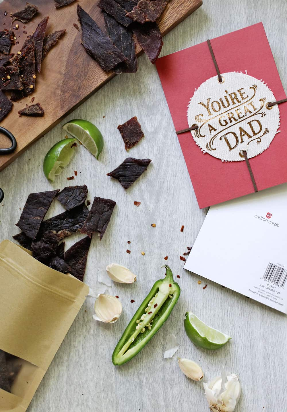 The Perfect Father's Day Gift: Homemade Jerky 3 Ways