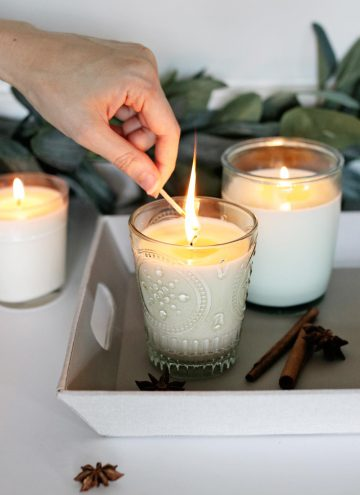 DIY Candles for Fall – 3 Ways