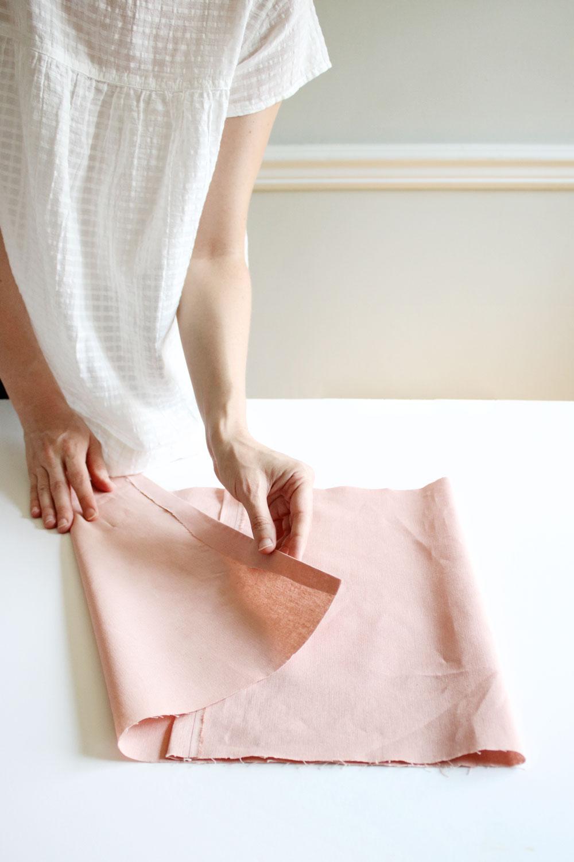 DIY Envelope Pillow Covers