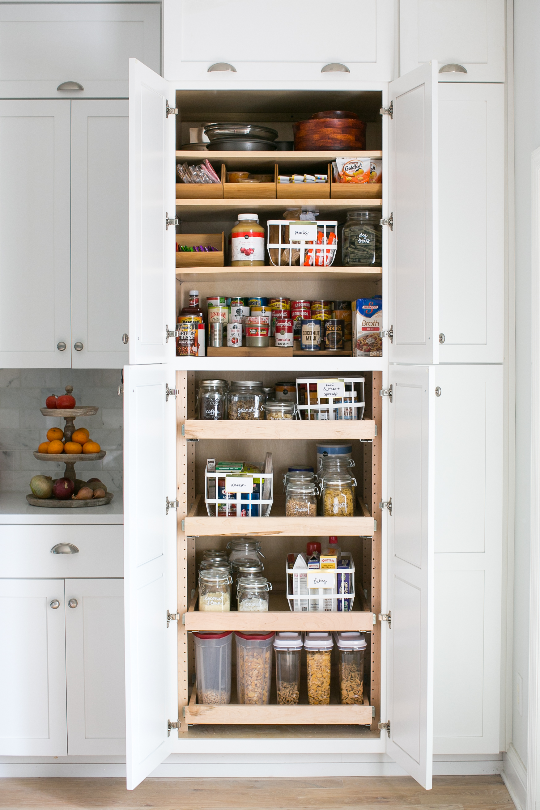 Pantry After Shot