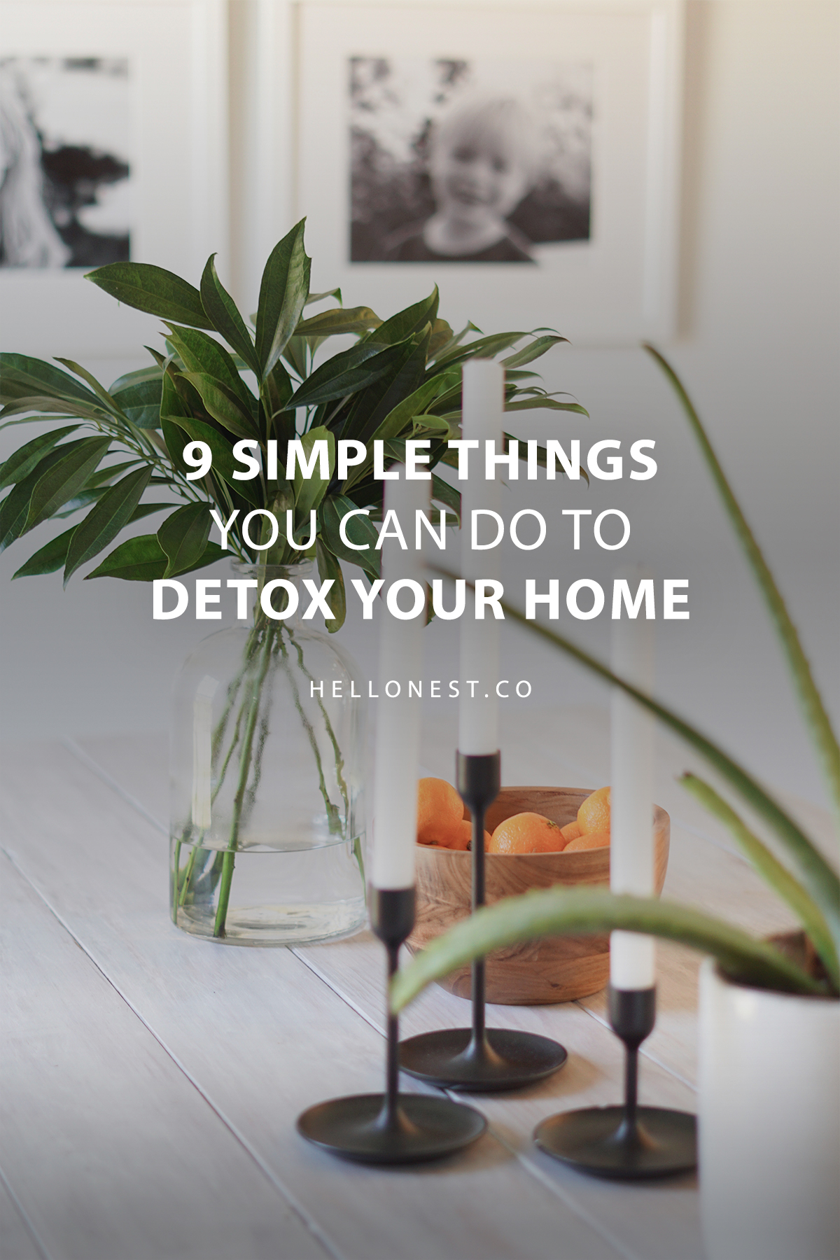9 Simple Things You Can Do To Detox Your Home