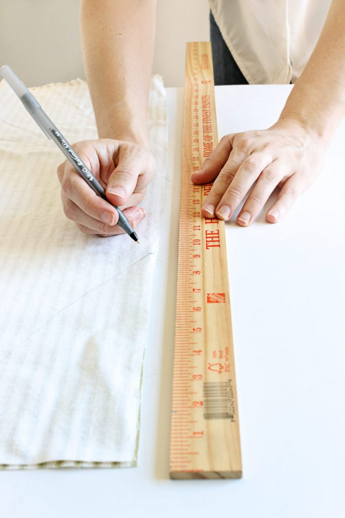 DIY Apron Sewing Tutorial