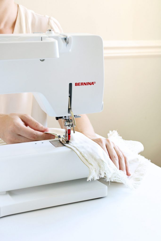 How To Sew an Apron