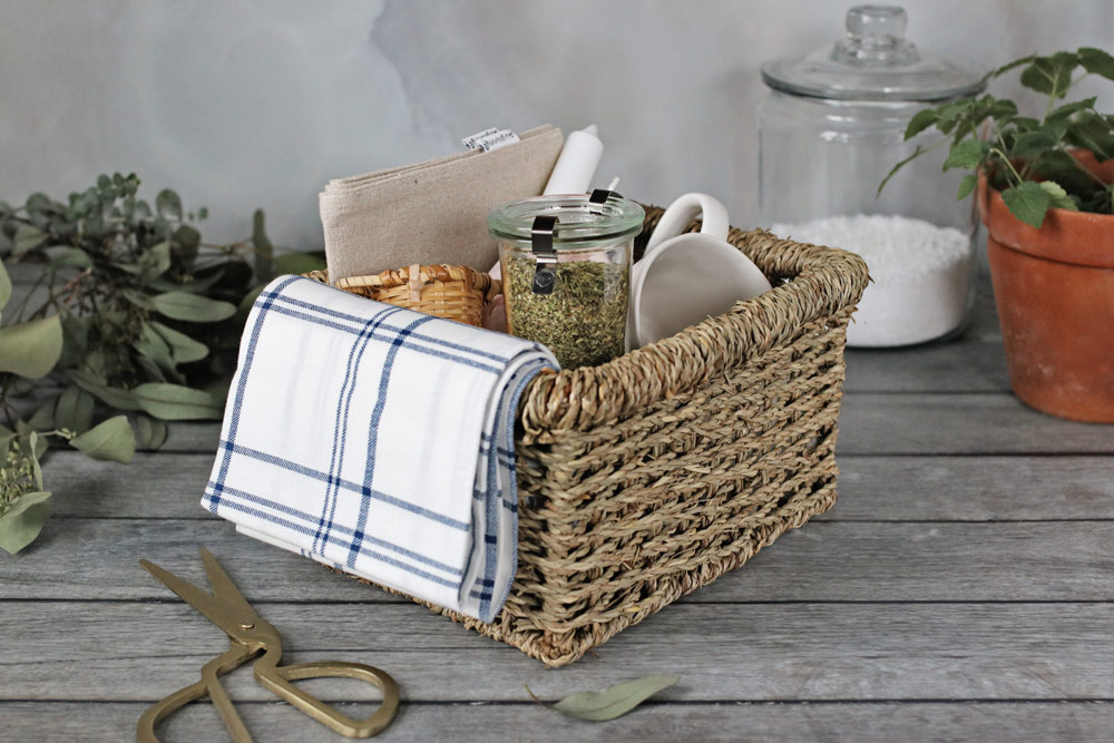 Zero Waste Gift Basket