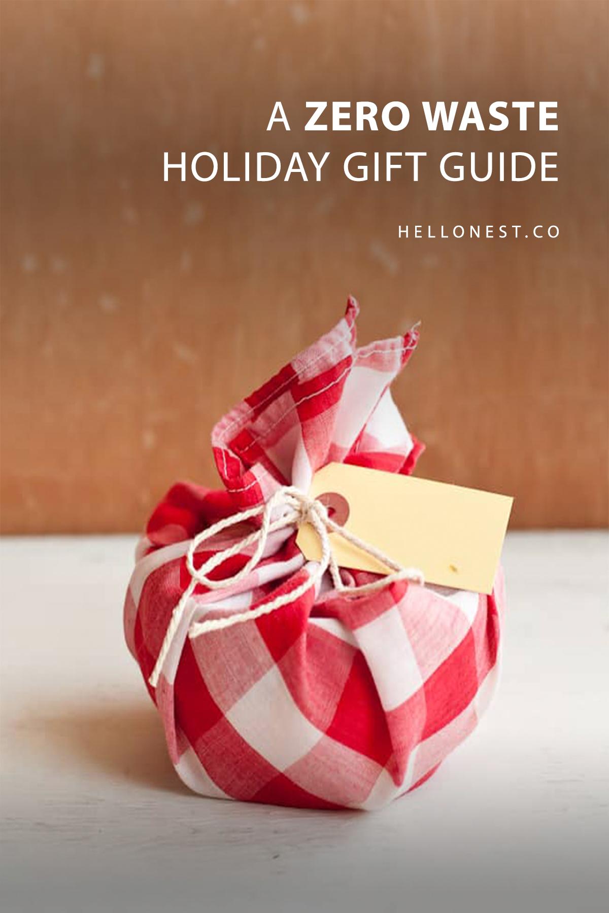Zero Waste Gift Guide