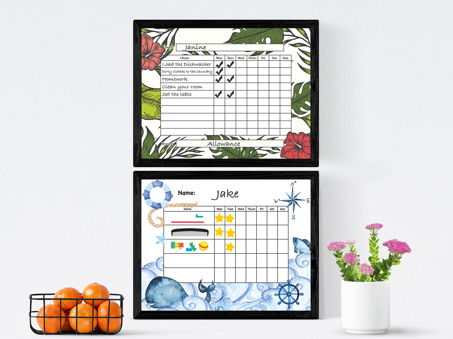 15 Free Printables To Organize Your Life Hello Nest