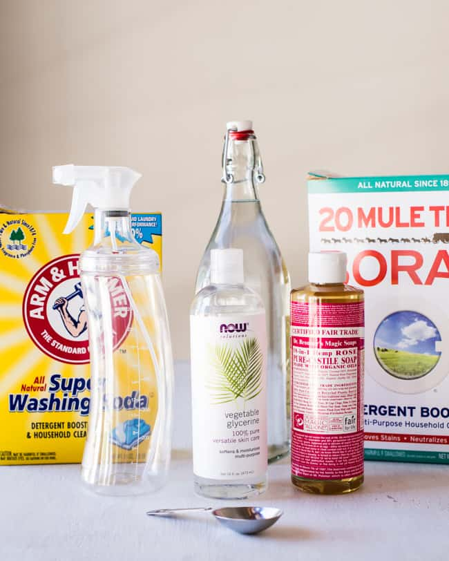 6 Castile Soap Recipes for Green Cleaning