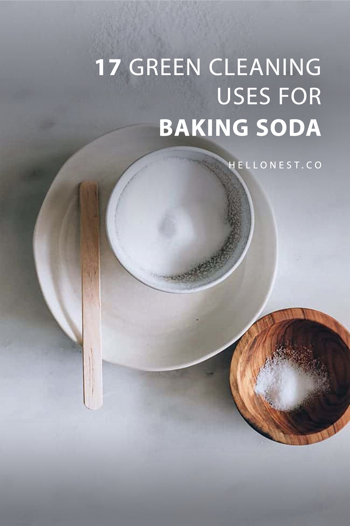 17 Ways to Clean with Baking Soda