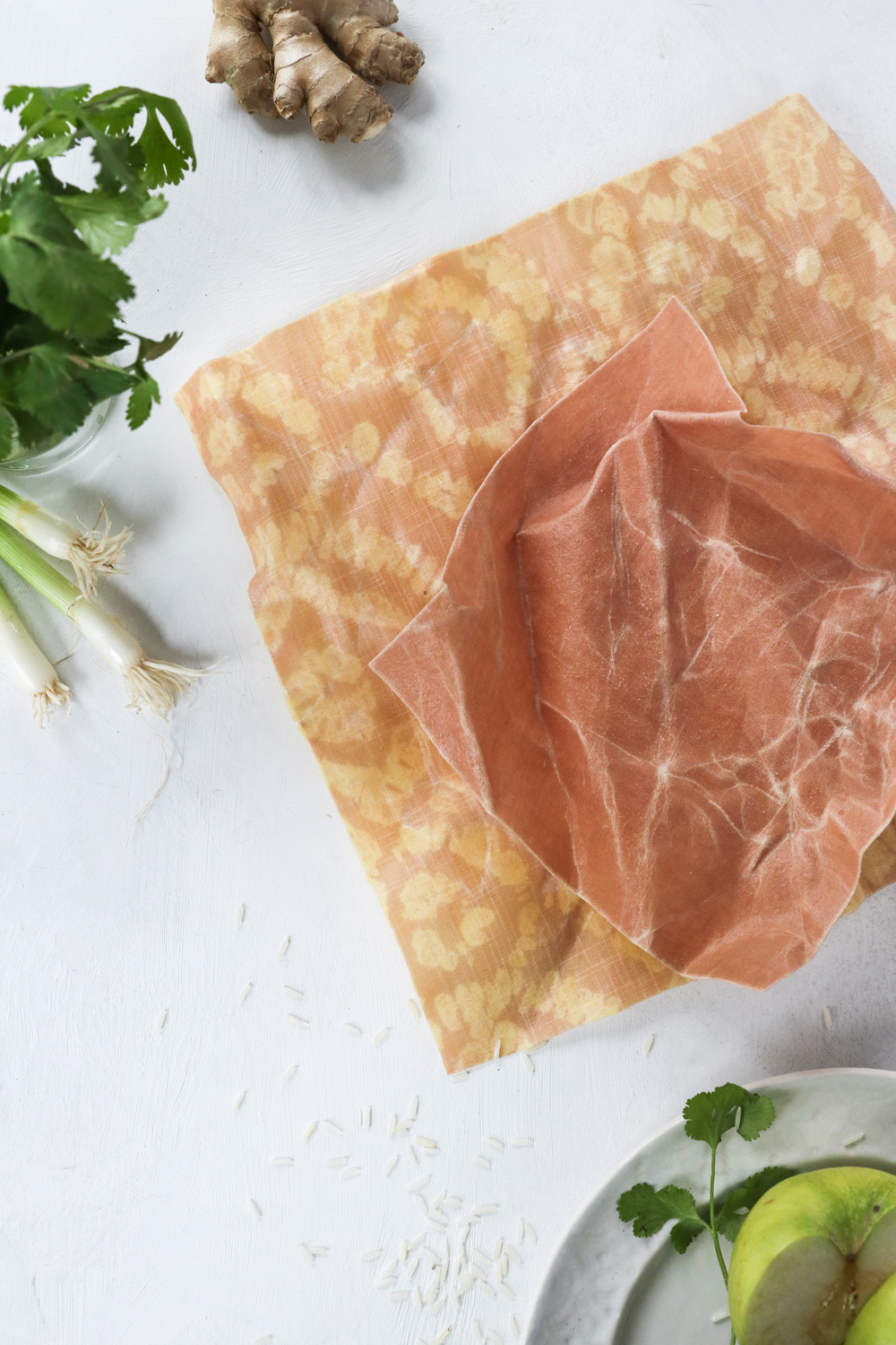 Beeswax Wrap DIY Tutorial