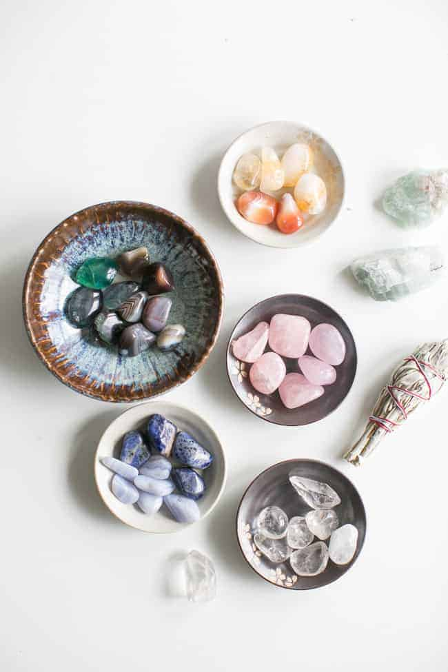 Guide To Using Crystals for the Home