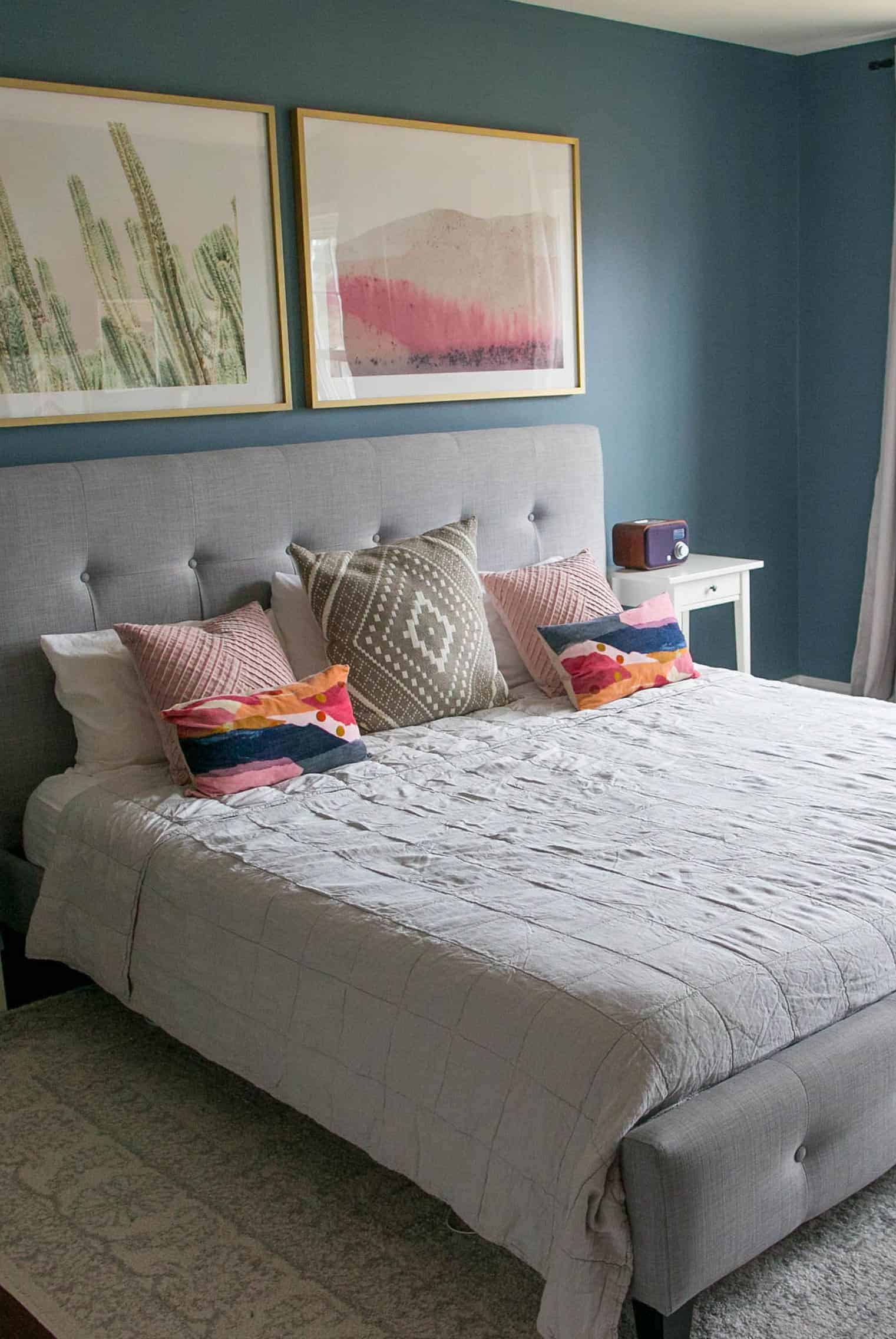How To Give Your Bedroom A Feng Shui Makeover Hello Nest
