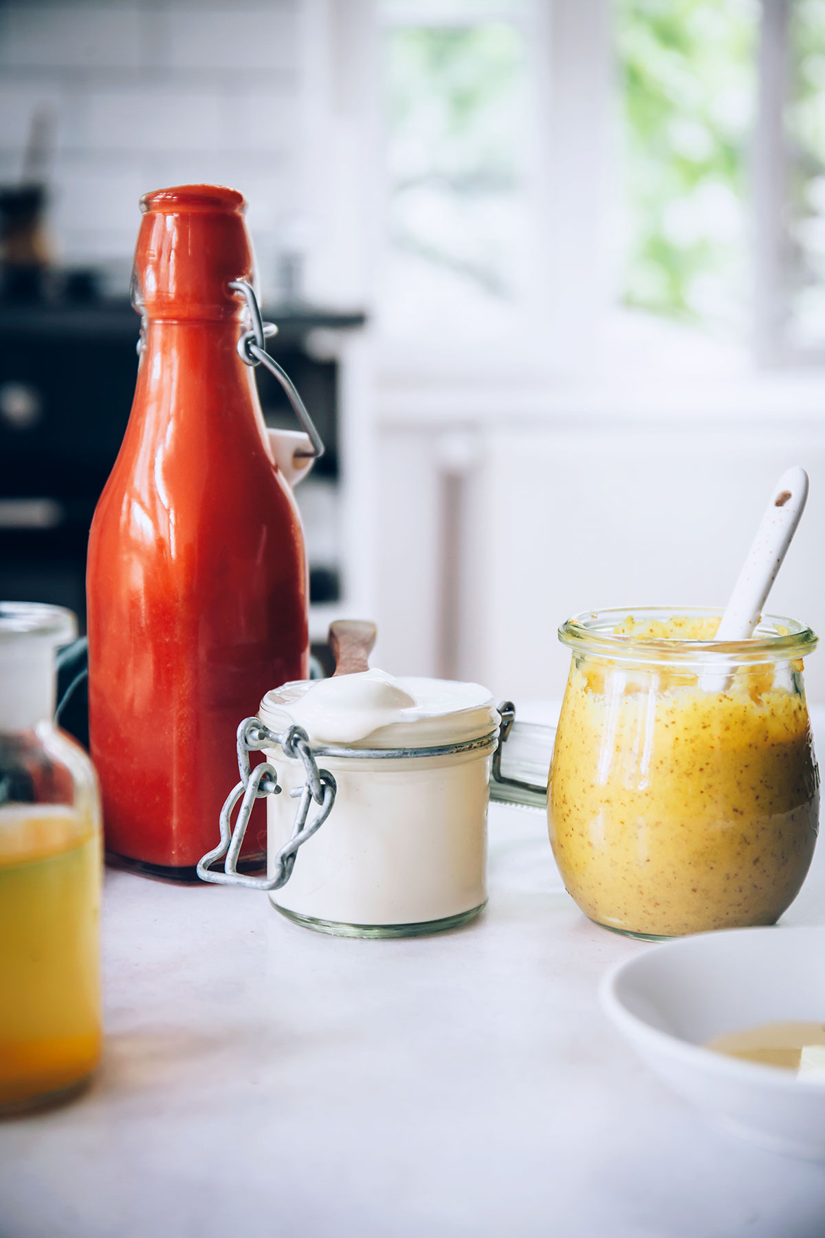 How to Make Homemade Condiments