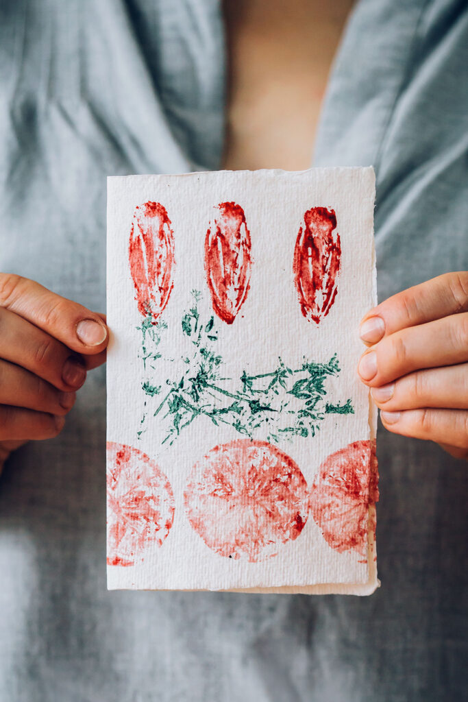 Aromatherapy Holiday Cards