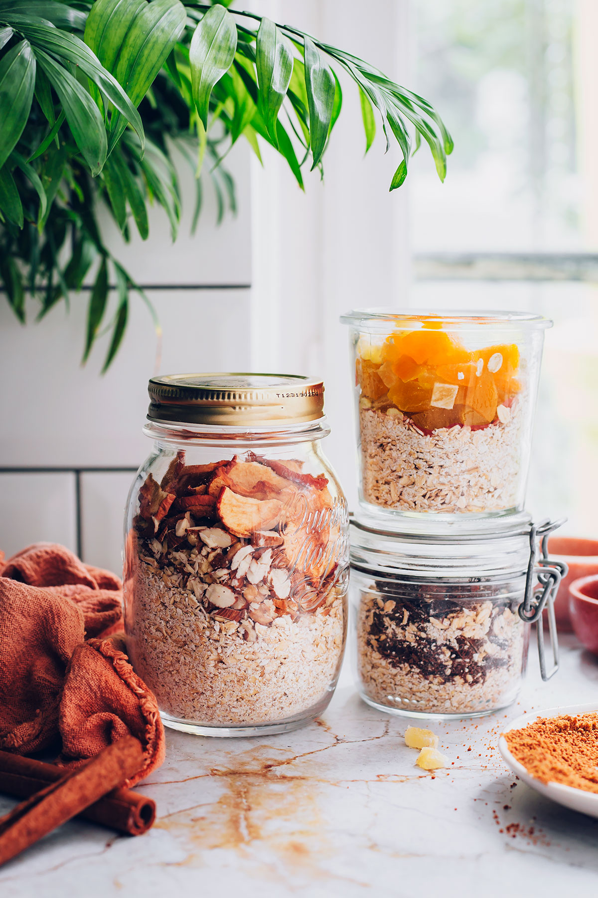 How to make your own instant oatmeal
